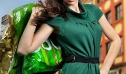 La couleur vert émeraude pour être tendance