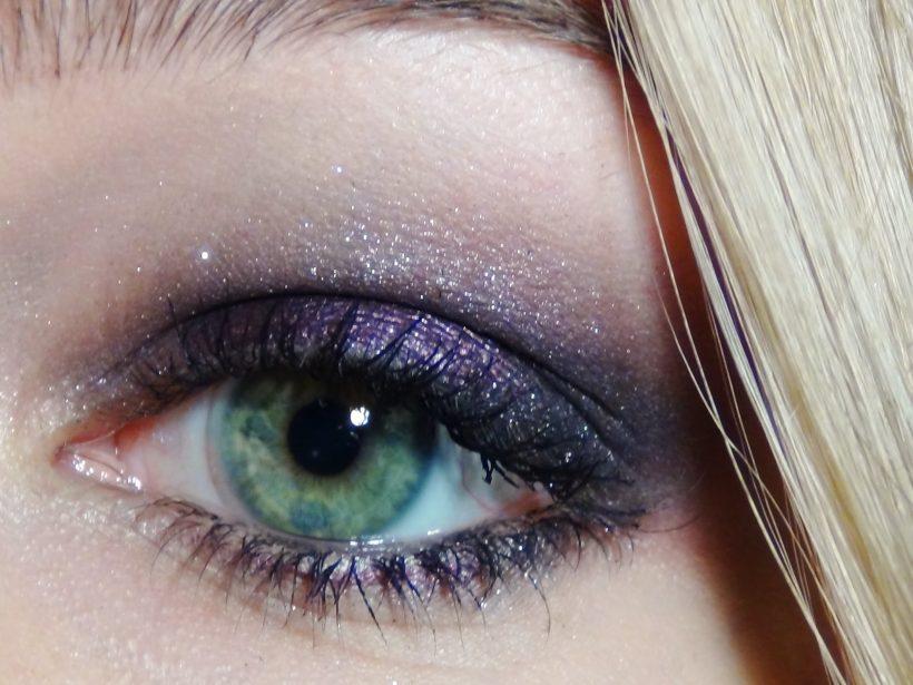 Maquillage yeux verts mes conseils pour un regard de biche - Maquillage pour yeux vert ...