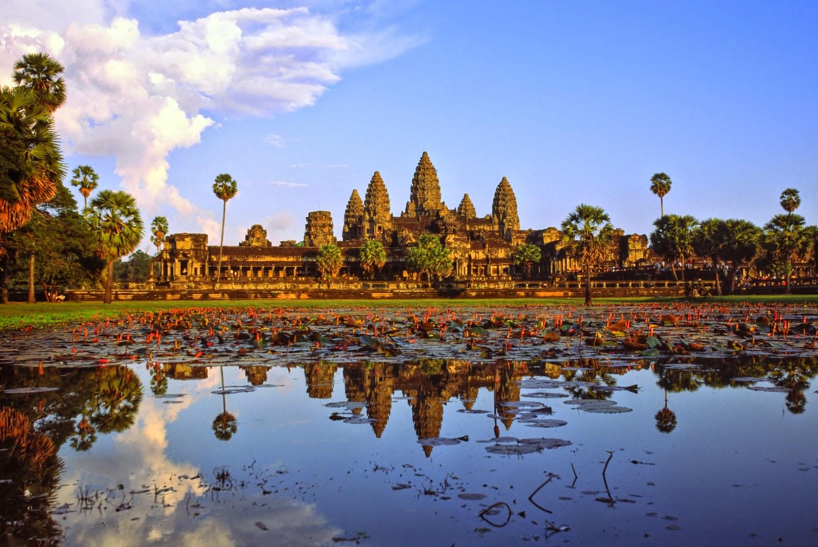 Cambodgevo.com se charge de votre voyage au Cambodge
