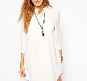 Robe chemise : un joli modèle à adopter de toute urgence